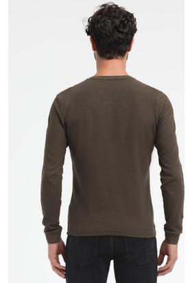 Loft 2012263 Erkek Sweatshirt Long Sleeve