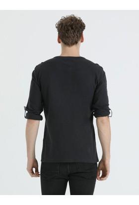 Loft 2015429 Erkek Sweatshirt Long Sleeve