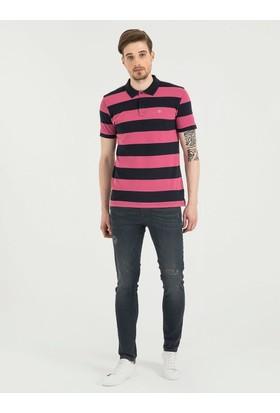 Loft 2016575 Erkek Polo T-Shirt Sleeve