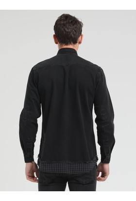 Loft 2015880 Erkek Gömlek Long Sleeve