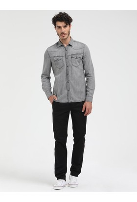 Loft 2012924 Erkek Gömlek Long Sleeve