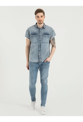 Loft 2017857 Erkek Gömlek Short Sleeve