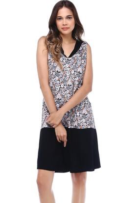 Quincey Kapşonlu Elbise