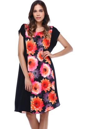 Quincey Parçalı Elbise