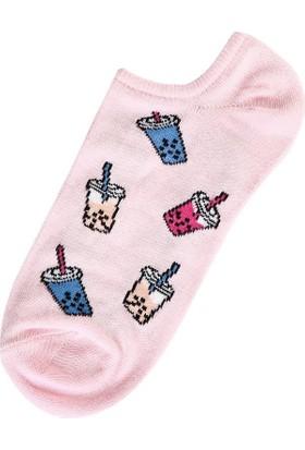 Colins Renkli Kadın Çorap