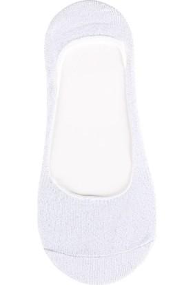 Colins Gümüş Kadın Çorap