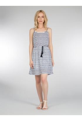 Colins Beyaz Kadın Elbise