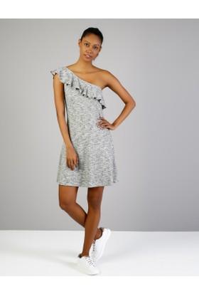 Colins Antrasit Kadın Elbise