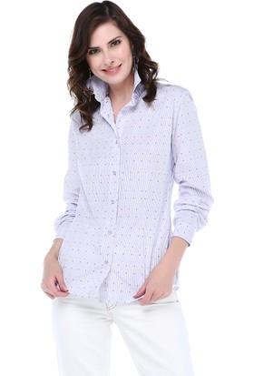Dewberry Z6555 Kadın Gömlek
