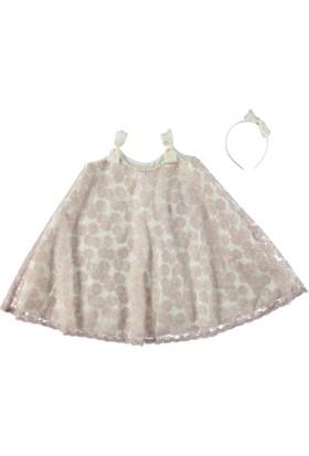 Chatondor Askılı Elbise - Pembe