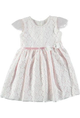 Chatondor Kalpli Elbise 5 Yaş - Pembe