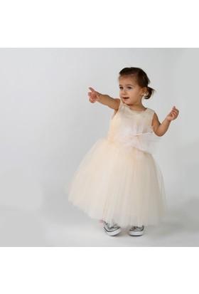 Chatondor Tütü Elbise - Ekru