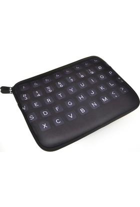 """Nektar Neopren Laptop Kılıfı 11"""" Klavye"""