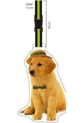 Nektar Lh281 Köpek Valiz Etiketi