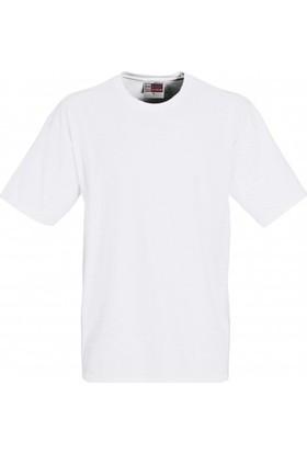 Us Basic Super Club Beyaz T-Shirt