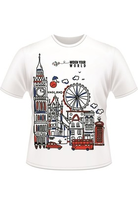 TK Collection England T-Shirt