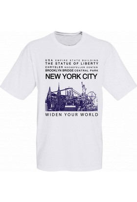TK Collection New York City T-Shirt