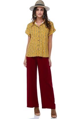 Dewberry Z6567 Kadın Pantolon