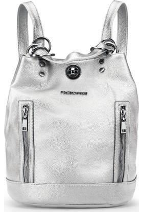 Polo Exchange PX1-DA20B Gümüş Kadın Çanta