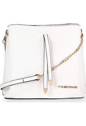 Polo Exchange PX2-Mİ10G Beyaz Kadın Çanta
