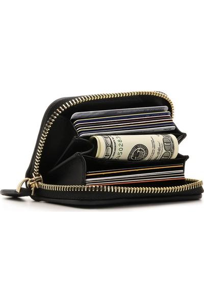 Otto Ot159 Hakiki Deri Bozuk Para Ve Kredi Kartı Cüzdanı Rfıd Korumalı Unisex Tasarım
