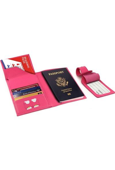 OTTO OT144 Hakiki Deri Pasaport Kılıfı - Seyahat Cüzdanı