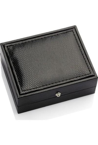 La Pescara Kol Düğmesi Ve Kravat İğnesi Set Kd322