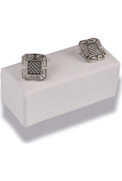 La Pescara Gümüş Kol Düğmesi Kd409