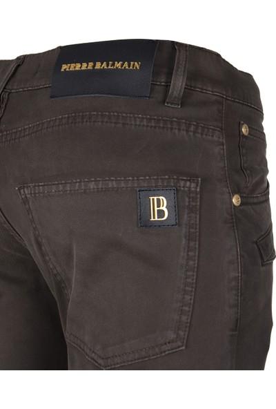 Pierre Balmain Jeans Erkek Kot Pantolon Hp58205Je8251