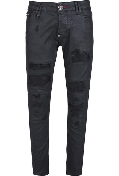 Philipp Plein Jeans Erkek Kot Pantolon S18C Mdt0768 Pde001N