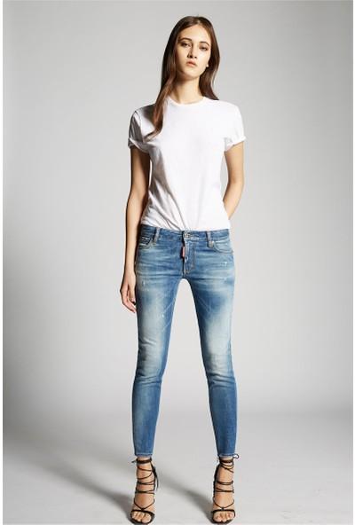 Dsquared2 Jeans Kadın Kot Pantolon S75Lb0004 S30595