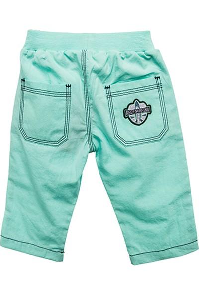 Zeyland Erkek Çocuk Yeşil Pantolon -81M1Lgo01