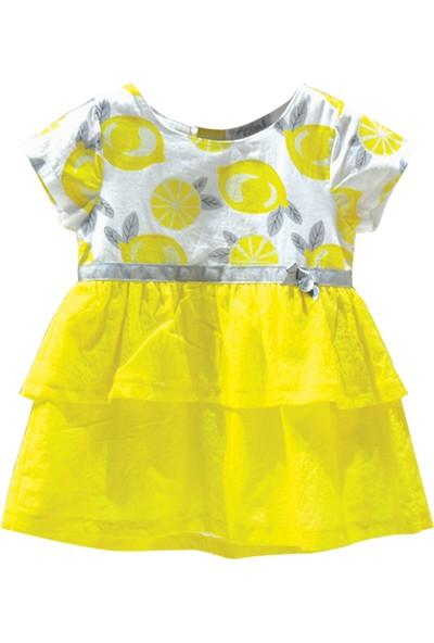 Zeyland Kız Çocuk Sarı Elbise -81M2Ahu32