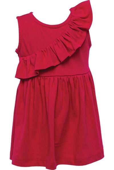 Zeyland Kız Çocuk Fuşya Elbise -81Z2Fhr37