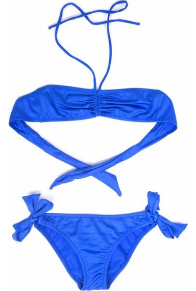 Ayyıldız 23883 Straplez Bikini Saks