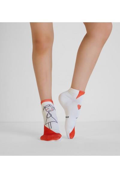 Ogobongo Patik Çorap