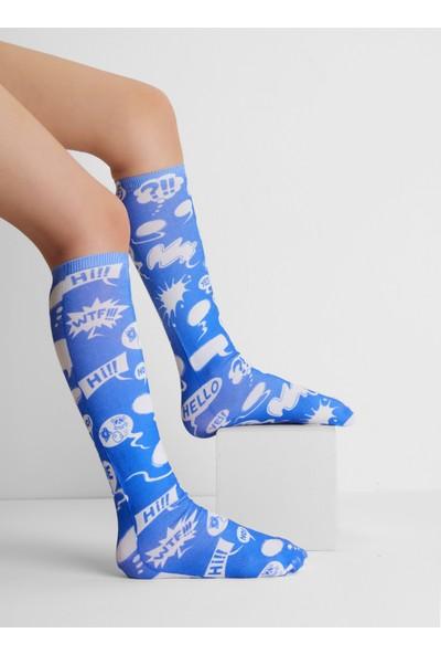 Ogobongo Dizaltı Çorap