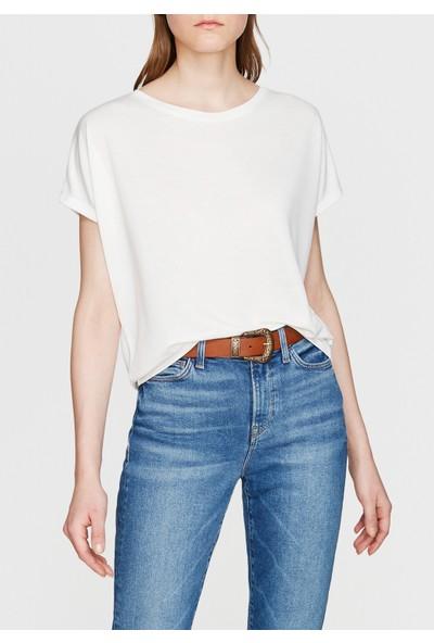Mavi Beyaz Tshirt