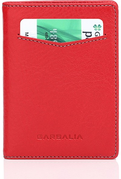 Garbalia Reno Erkek Kartlık Kırmızı