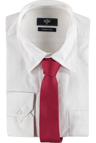 Kiğılı Gömlek Kravat Seti