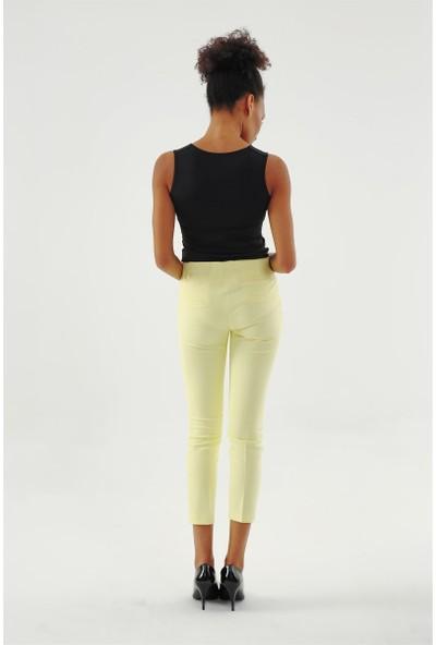 Jument 2199 Sarı Pantolon