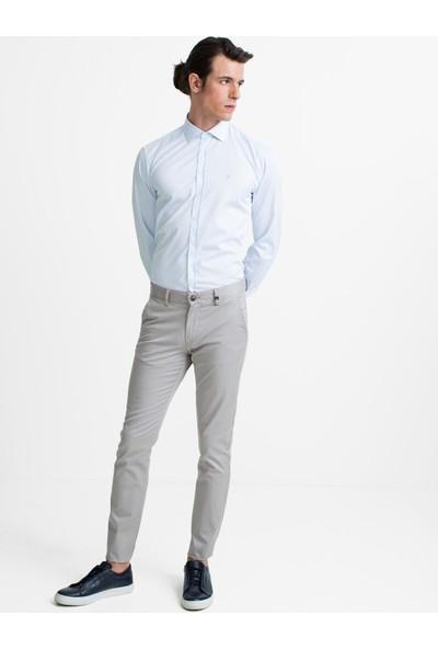 Cacharel 50189514-Xx7605 Erkek Keten Pantolon