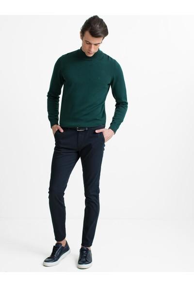 Cacharel 50189614-Vr033 Erkek Keten Pantolon