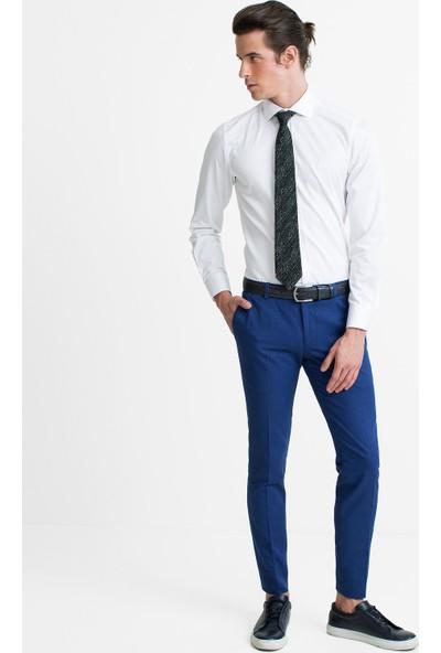 Cacharel 50185942-Vr059 Erkek Klasik Pantolon