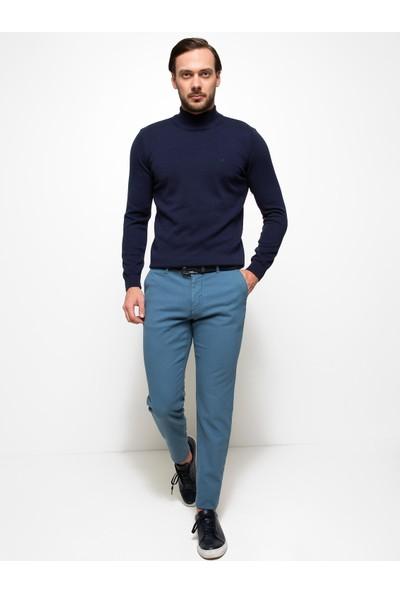 Cacharel 50186960-Xx7608 Erkek Keten Pantolon