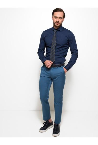 Cacharel 50189514-Xx7607 Erkek Keten Pantolon