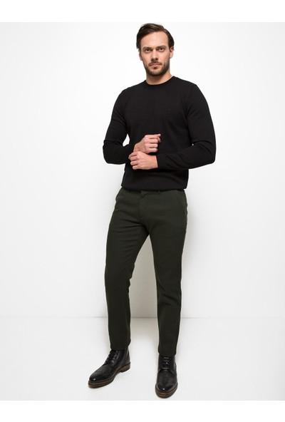 Cacharel 50181582-Vr054 Erkek Keten Pantolon