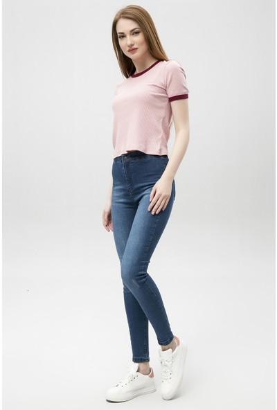 Bfg Moda 753-588-0003 Kadın Pantolon