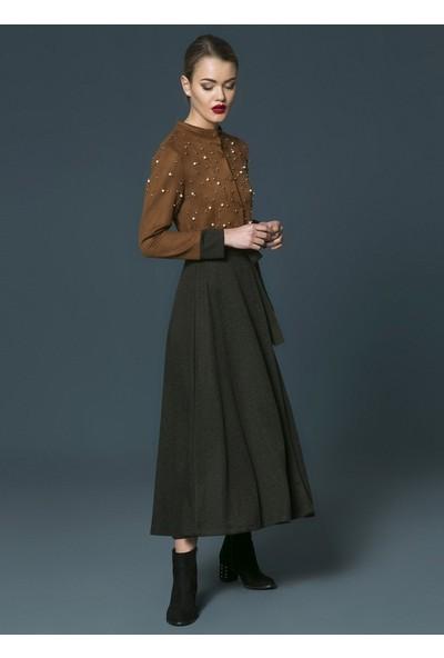 Bfg Moda 753-588-2063 Kadın Elbise
