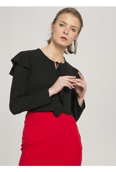 Bfg Moda 753-588-2013 Kadın Bluz